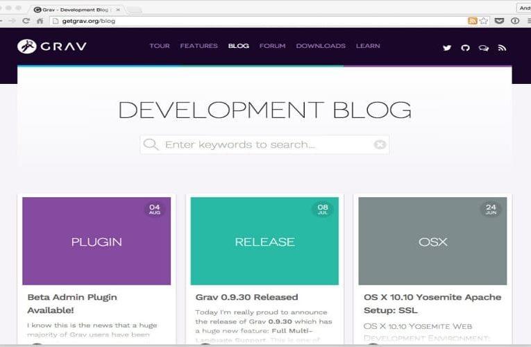 Como Criar um Blog sem Banco de Dados